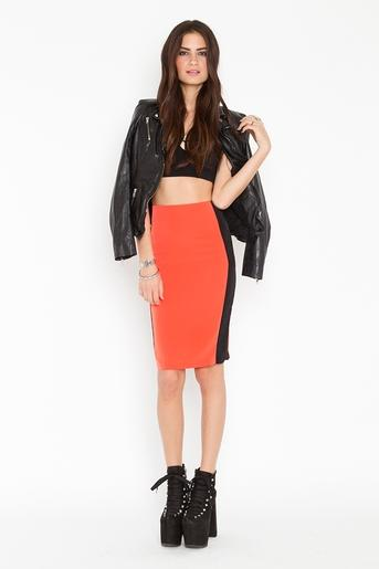 Dark Side Skirt in Clothes Bottoms Skirts at Nasty Gal
