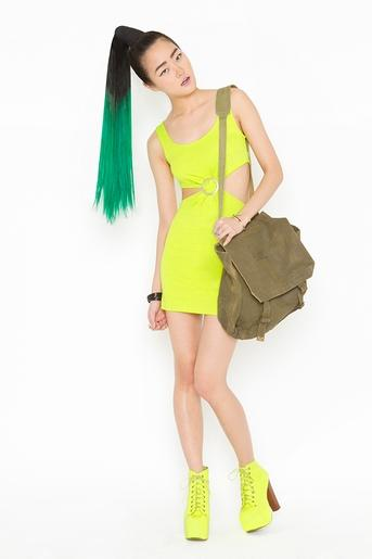 Nasty Gal x MINKPINK Mia Dress in Clothes Dresses Body-Con at Nasty Gal