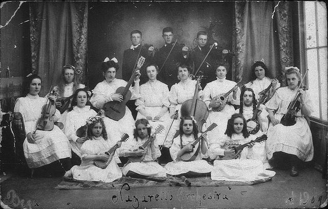 Bega, NSW, Henry Morton Nazaretto orchestra   Flickr - Photo Sharing!
