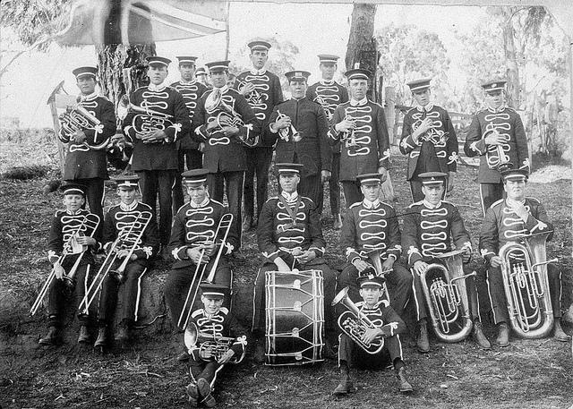 Wallabadah band, NSW   Flickr - Photo Sharing!