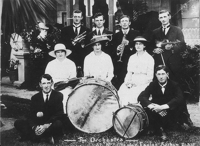 The Orchestra - Barham, NSW, 21 March 1917 | Flickr - Photo Sharing!