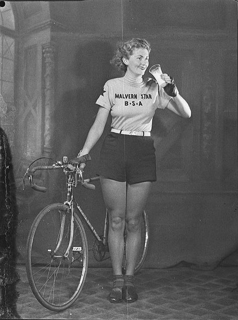 Joyce Barry advertising for Milk Board, September 1939   Flickr - Photo Sharing!