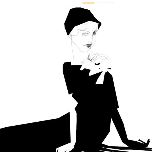 Katrin Funcke Illustration | Fashion Glamour, Portraiture Personalities, Childrens Young Adult | Germany