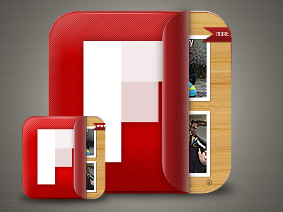 FlipBoard icon by Kevin Turner