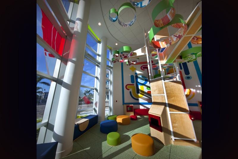 Joe DiMaggio Children's Hospital | Creative Arts Unlimited