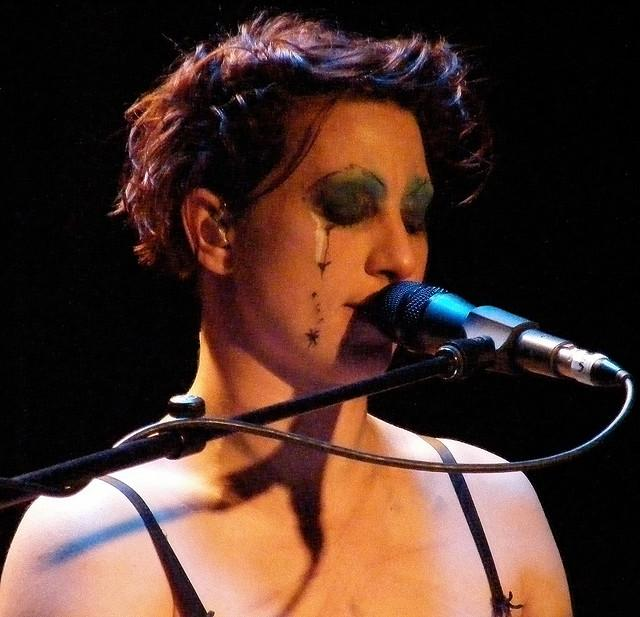 Amanda Palmer Live at The Gov | Flickr - Photo Sharing!