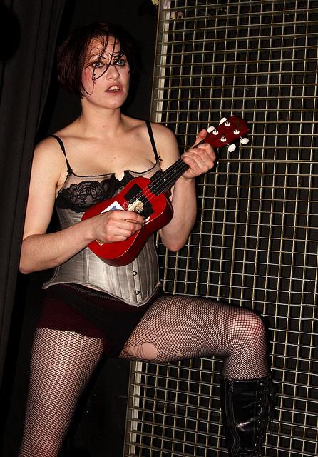 Concierto Amanda Palmer + The Danger Ensemble, sala [2] | Flickr - Photo Sharing!