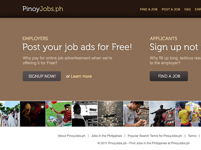 PinoyJobs.ph by Jordan Hilario