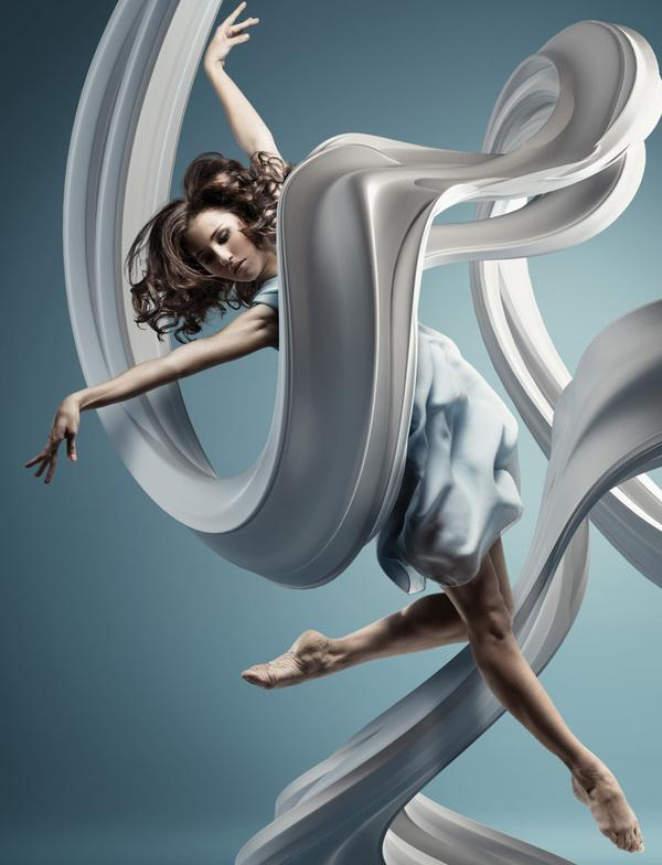MOTION IN AIR on the Adweek Talent Gallery