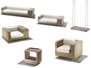 Mobiliário de exterior moderno | Decoração Fácil