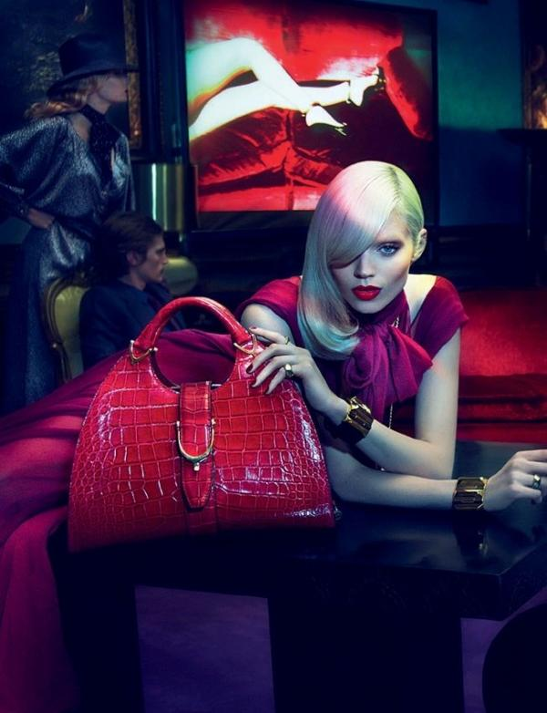 Gucci Fall 2011 Campaign | Cuded