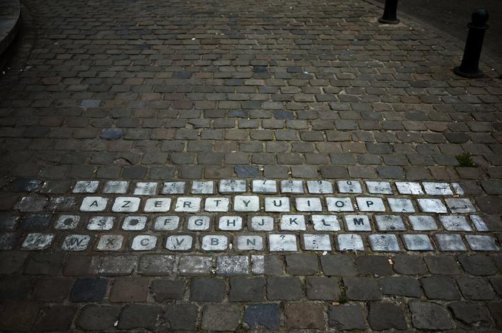 Clever Street Keyboard - My Modern Metropolis