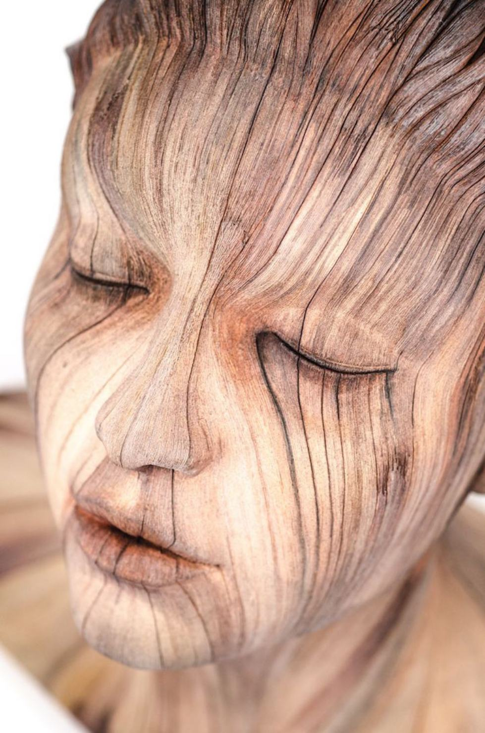 Surreal Ceramics That Look Like Wood