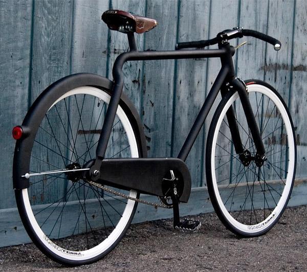 Sean-Wu;Design+Beats, Christophe Robillard's bold, minimalist bicycle...
