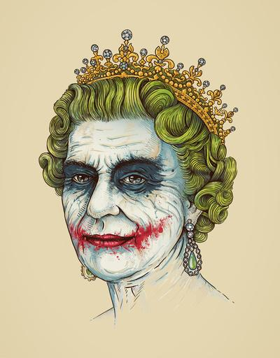 God Save the Villain! Art Print by Enkel Dika   Society6
