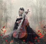 Chant of Roses by =Senderosolvidados