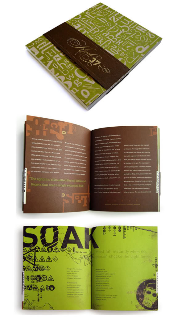 25 Striking Brochure Designs - OurTuts.com
