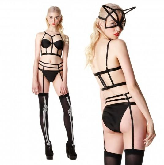 Seriously Ruined: Chromat Garments | Autumn/Winter 2012
