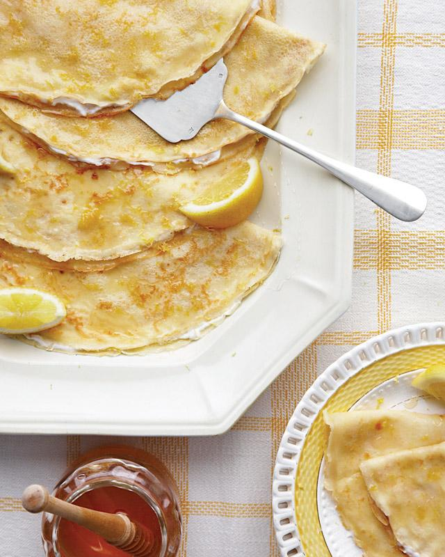 Crepes 101 - Martha Stewart Food