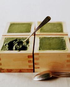 Green Tea Ice Cream - Whole Living Eat Well