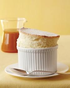 Lemon Souffles - Martha Stewart Recipes