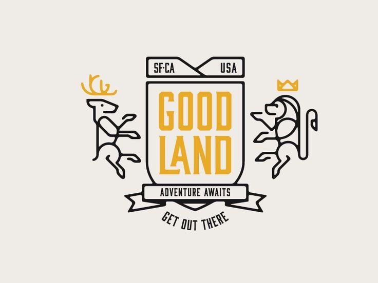 SerialThriller — New Good Land Crest http://ift.tt/2b2ykJH