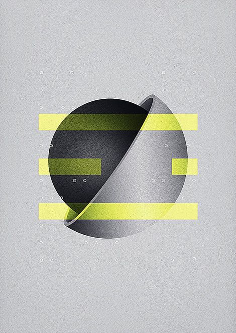 #minimal #geometry #bars #yellow #gray in Geometry