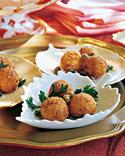 Crab Puffs - Martha Stewart Recipes