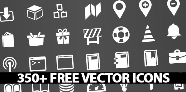 350+ Free Retina Display Vector Icons | Icons | Graphic Design Junction