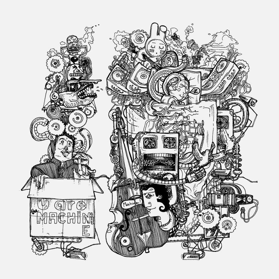 Machine by ~NahuelElias
