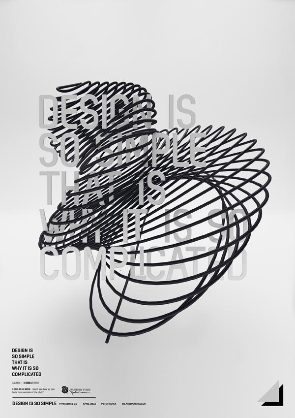 Typography 001.