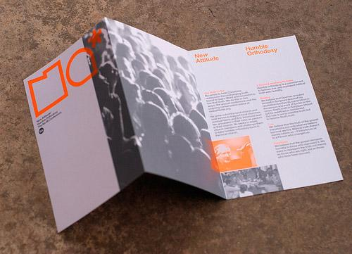 25 Cool Brochure Designs