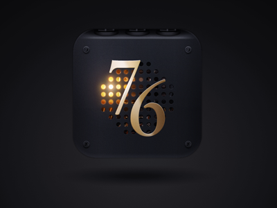 76 Synthesizer icon by Jonas Eriksson