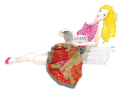 Kat Macleod – - FORA DO TEMPO - art book magazine