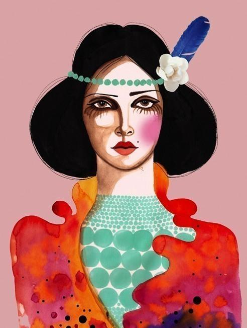 Fashion Illustration « Girl Meets World