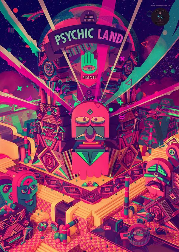 Psychic Land