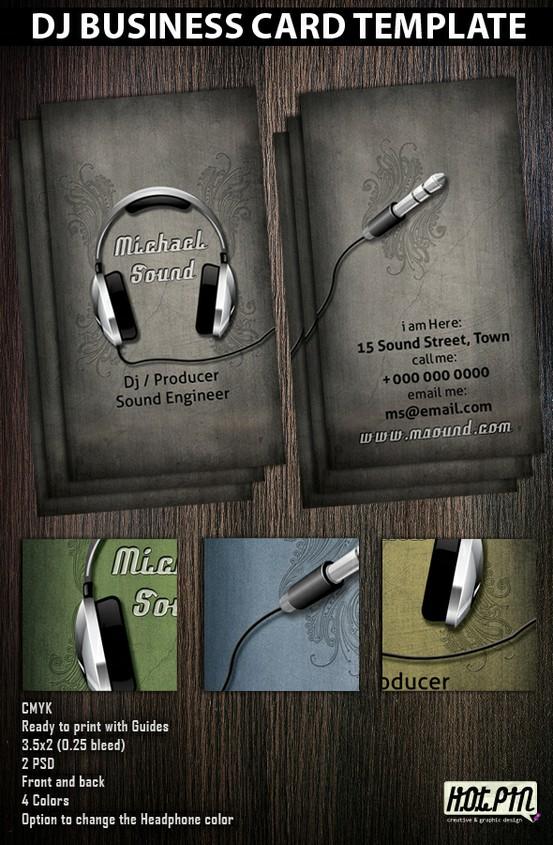 Design / Business card design