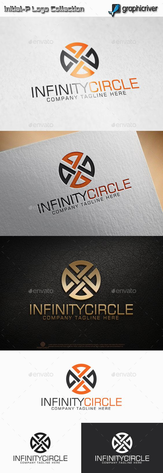 Infinity Circle Logo
