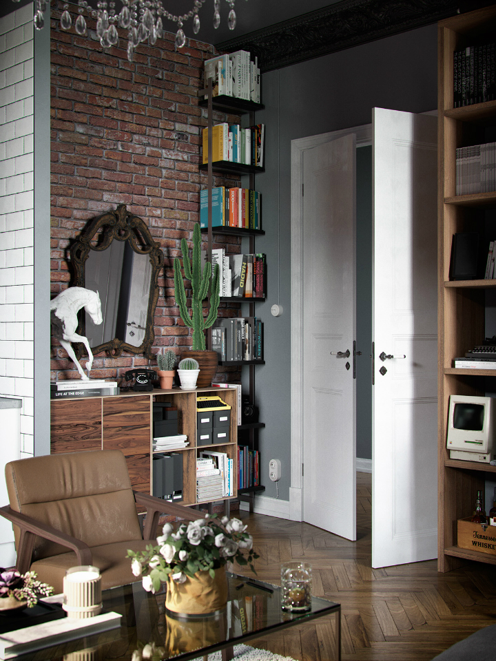 A Home That is a Work of Art - Decoholic