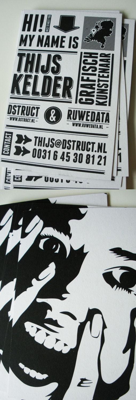 Graphic Design / Business Card Design.