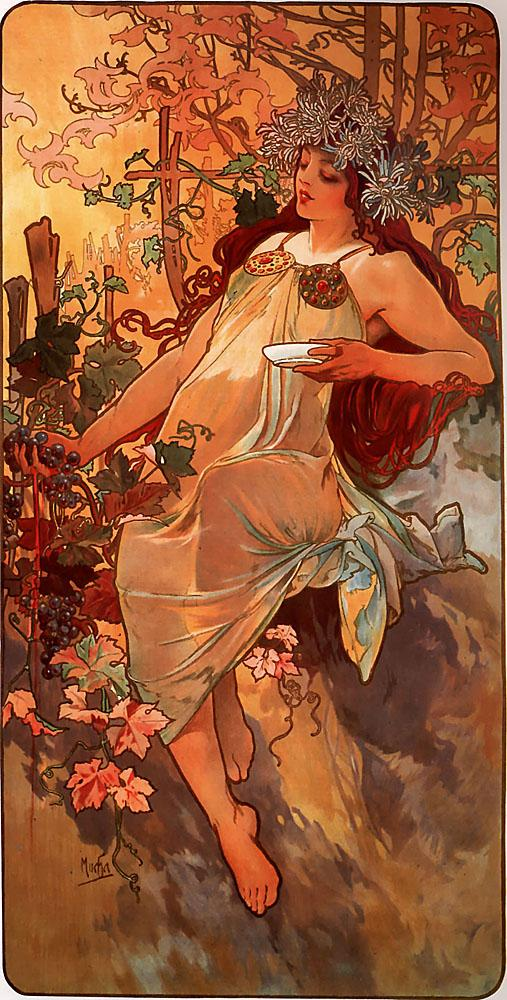Alfons_Mucha_-_1896_-_Autumn.jpg (JPEG Image, 507×1000 pixels)