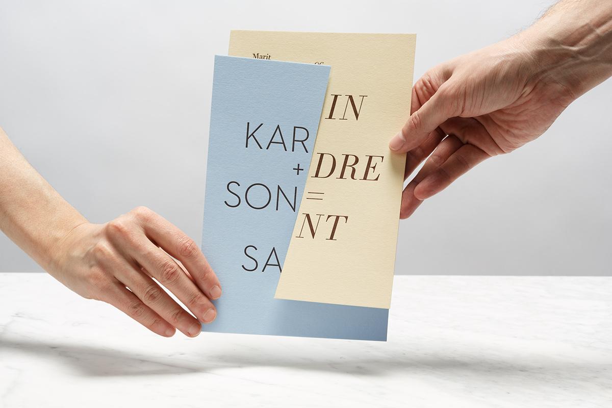 Karin+Sondre=Sant on