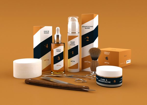 Celebrating Movember with Identity & Packaging Designs | HOW Magazine