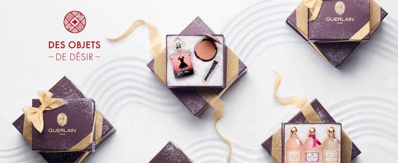 Guerlain : Parfums Femme et Homme, Maquillage, Produits de Beauté - Guerlain