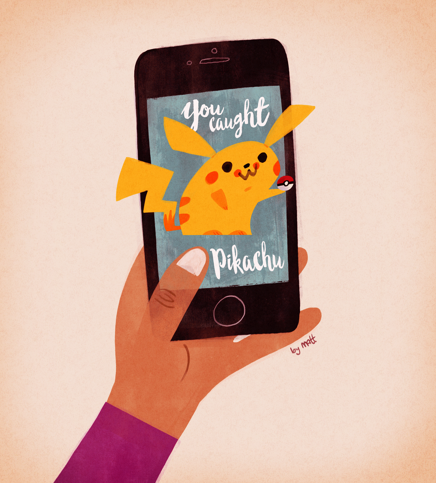 pikachu2.jpg by Matt Kaufenberg