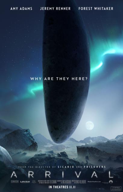 Premier contact : bande-annonce hollywoodienne du film de science-fiction de Denis Villeneuve - Actualité Film - EcranLarge.com