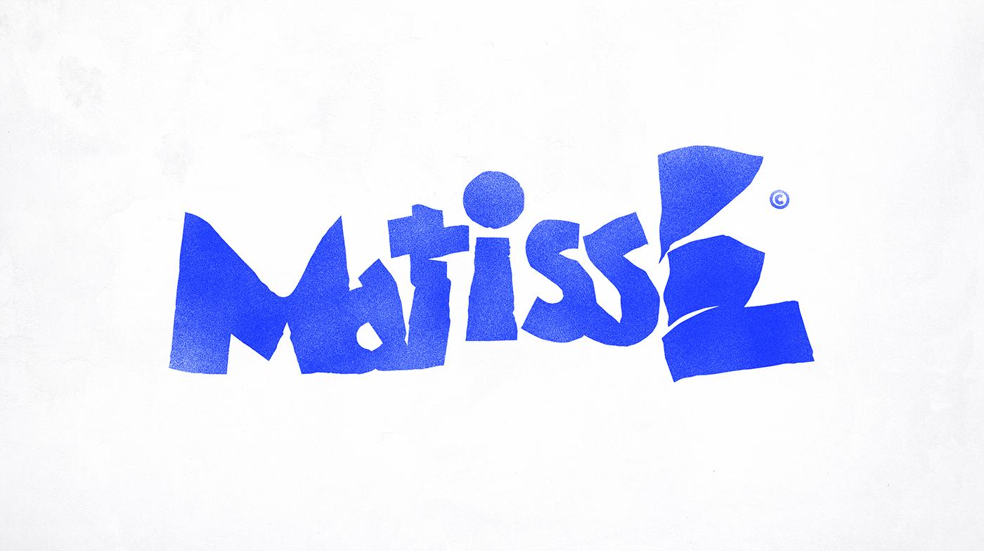 Matisse Font on
