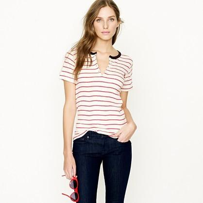 The general aesthetic / I love stripes. J. Crew / Edith A. Miller