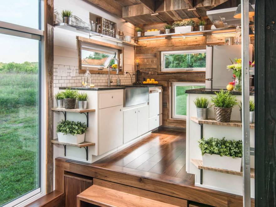 Check out the Features of a $95,000 Luxury Tiny House - Core77