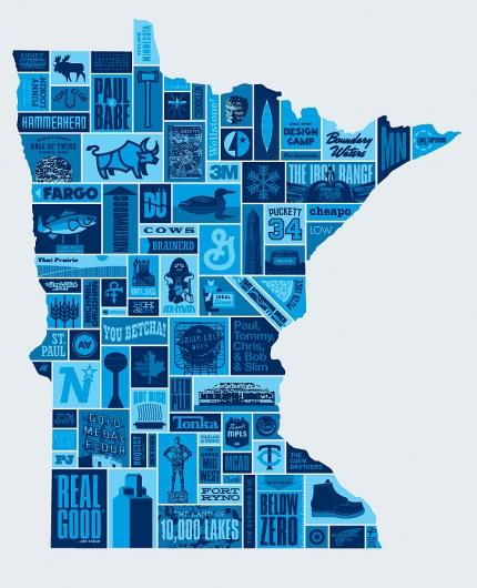 Designspiration — Aaron Draplin's Winter in Minnesota « BURLESQUE OF NORTH AMERICA